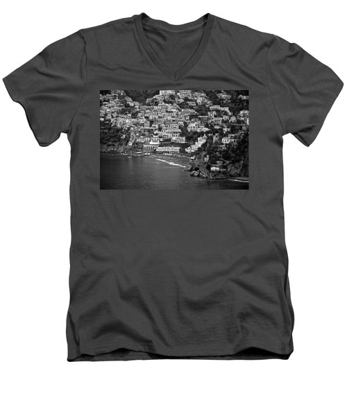 Amalfi's Positano Men's V-Neck T-Shirt