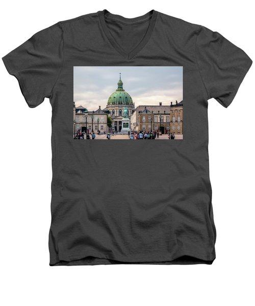 Amalienborg Men's V-Neck T-Shirt