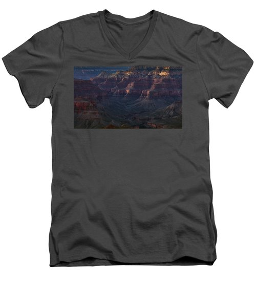 Ambitions Men's V-Neck T-Shirt