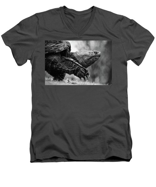 American Gamera Men's V-Neck T-Shirt