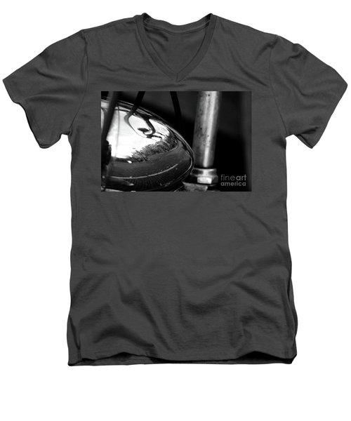 Amsterdam's Reflection Men's V-Neck T-Shirt