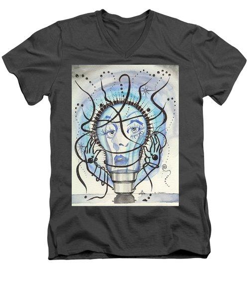 An Idea Men's V-Neck T-Shirt