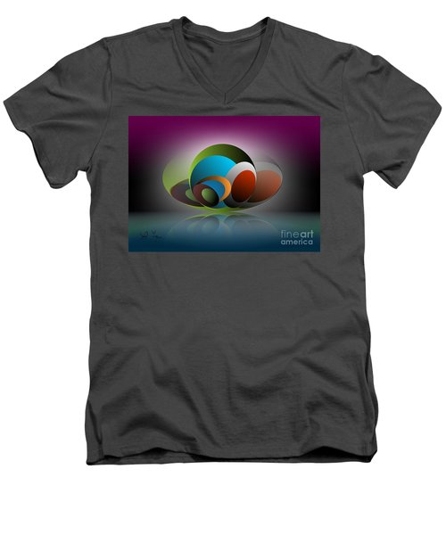 Analogy Men's V-Neck T-Shirt
