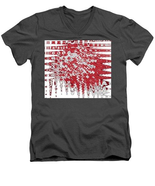Ancestral Renaissance II Men's V-Neck T-Shirt