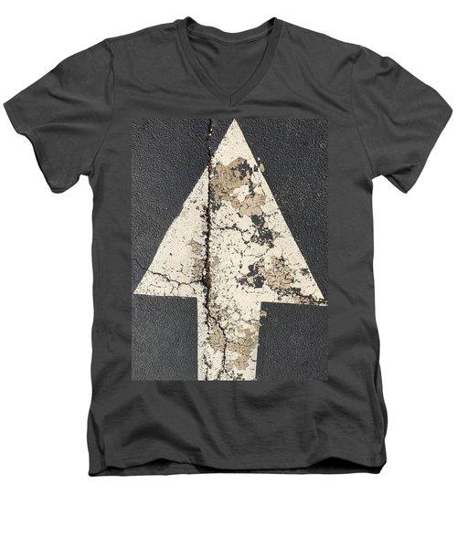 Ancient Arrow Men's V-Neck T-Shirt