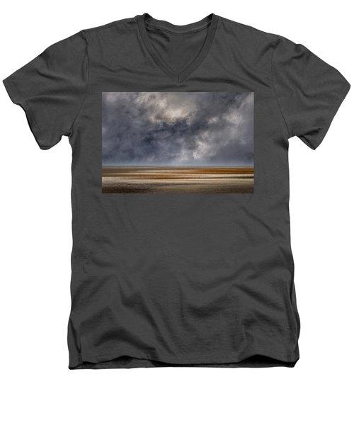 And The Rains Came Men's V-Neck T-Shirt