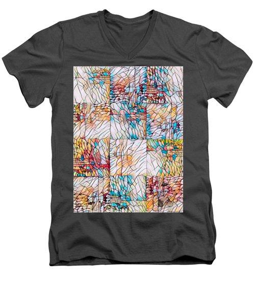 Angel Dreamweaver Men's V-Neck T-Shirt