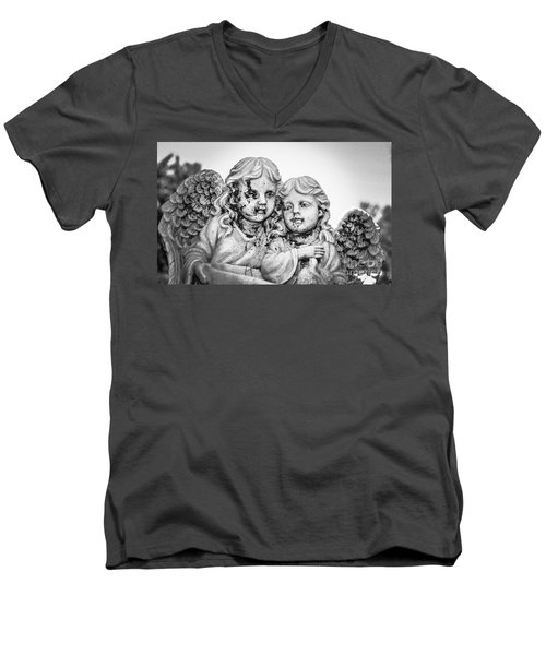 Angels With Dirty Faces Men's V-Neck T-Shirt