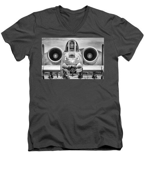 Anger Issues Men's V-Neck T-Shirt