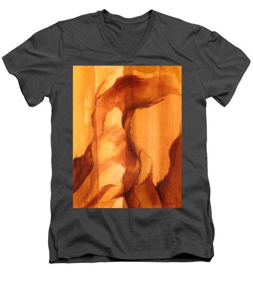 Animal Men's V-Neck T-Shirt
