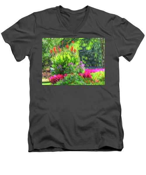 Annual Garden Men's V-Neck T-Shirt