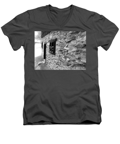 Another Brick In The Wall Men's V-Neck T-Shirt