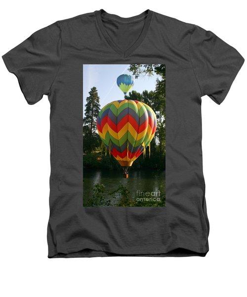 Another Bright Idea Men's V-Neck T-Shirt