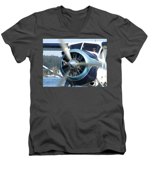 Another Day At The Office Men's V-Neck T-Shirt