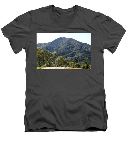 Another Side Of Tam 2 Men's V-Neck T-Shirt