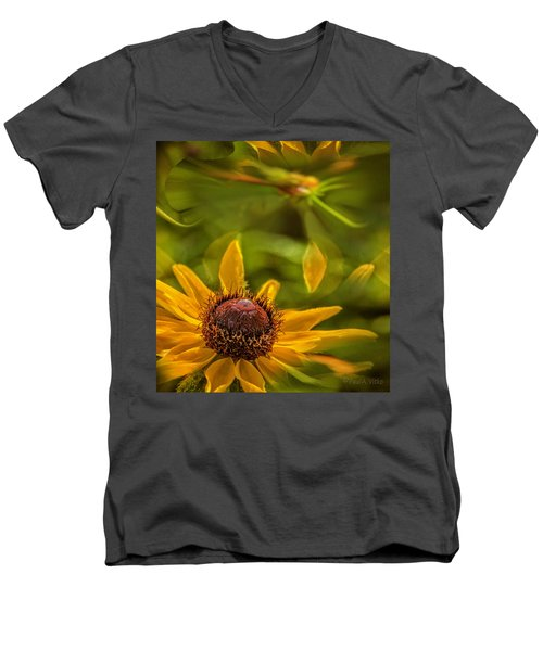 Another Time, Maybe Men's V-Neck T-Shirt