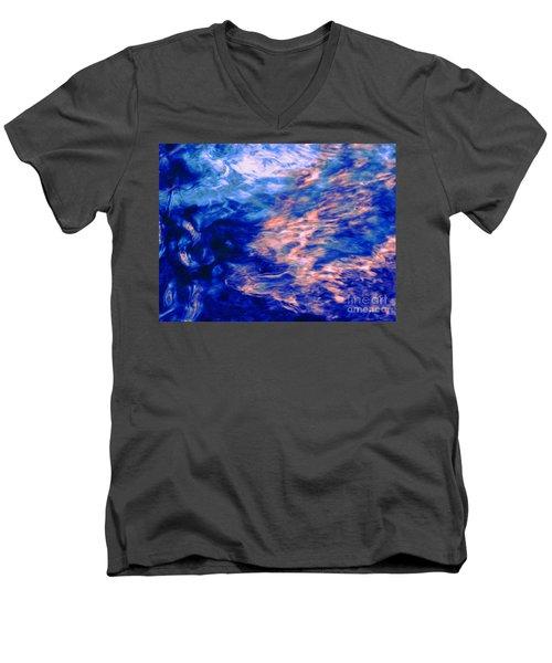 Answered Prayers Men's V-Neck T-Shirt