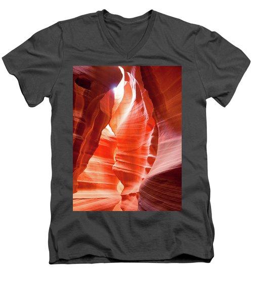 Antelope Canyon 2 Men's V-Neck T-Shirt
