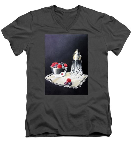 Antique Sugar Shaker Men's V-Neck T-Shirt