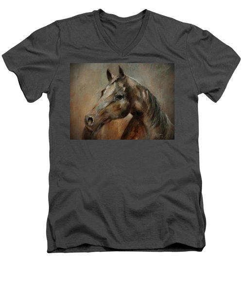Apache Spirit I-2 Men's V-Neck T-Shirt