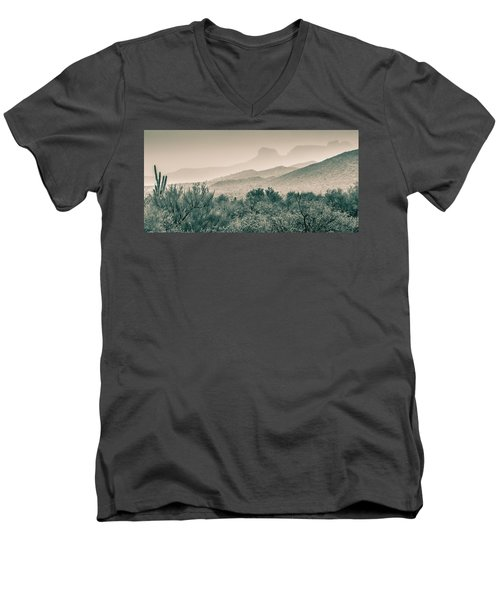 Apache Trail Men's V-Neck T-Shirt