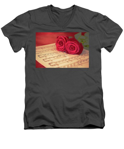 Appassionata Men's V-Neck T-Shirt