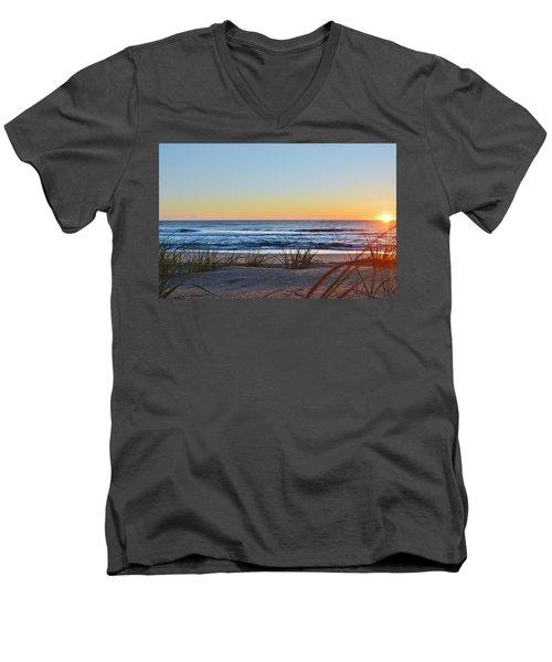 April 1, 2017 #1 Men's V-Neck T-Shirt