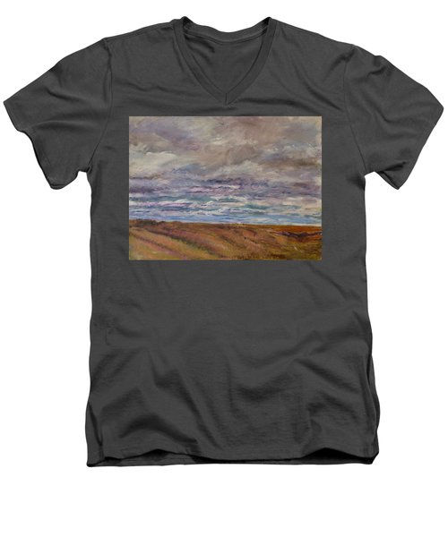 April Wind Men's V-Neck T-Shirt
