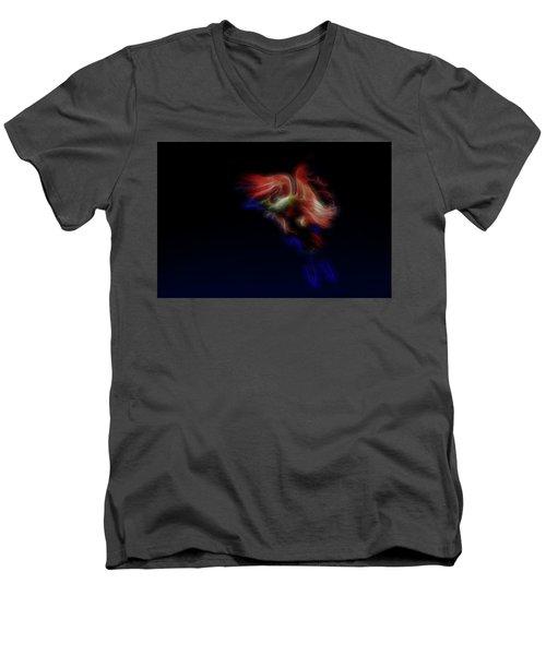 Archangel 2 Men's V-Neck T-Shirt by William Horden