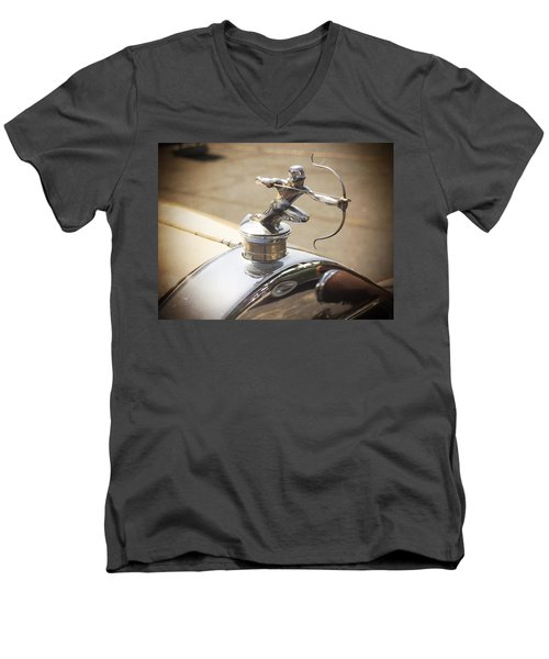Archer Men's V-Neck T-Shirt