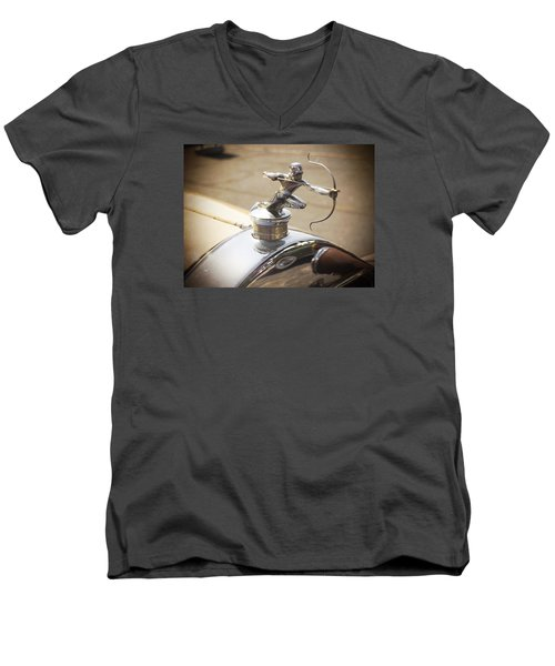 Archer Men's V-Neck T-Shirt
