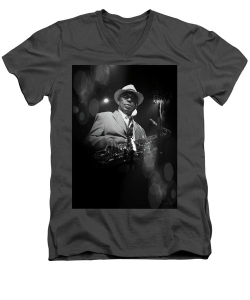 Archie Shepp,attica Blues Men's V-Neck T-Shirt