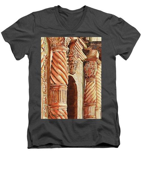 Architectural Immersion Men's V-Neck T-Shirt