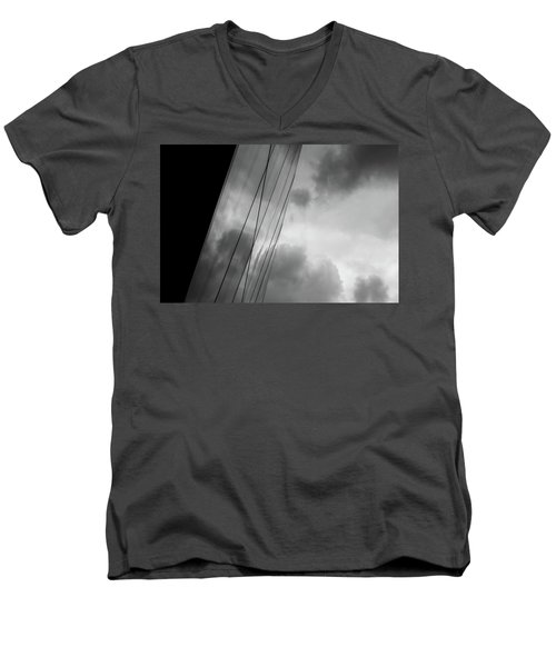 Architecture And Immorality Men's V-Neck T-Shirt