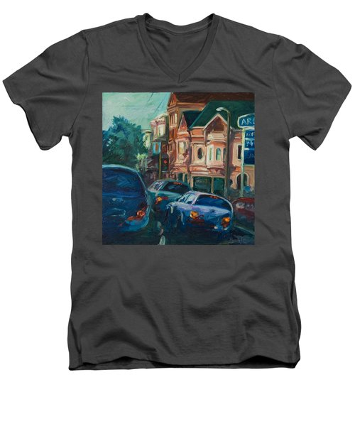 Arco Men's V-Neck T-Shirt
