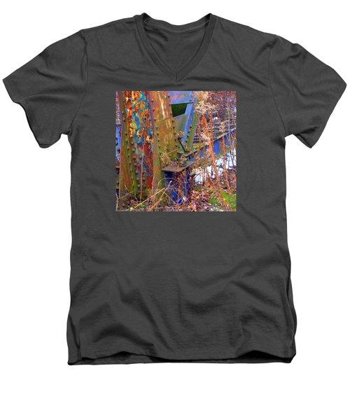 Arcola Tressel Men's V-Neck T-Shirt