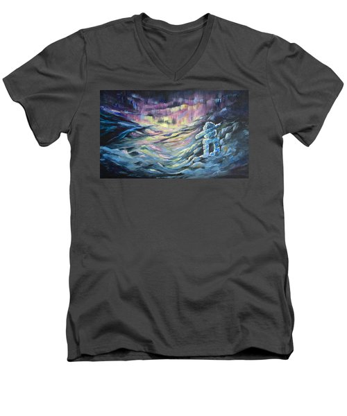 Arctic Experience Men's V-Neck T-Shirt