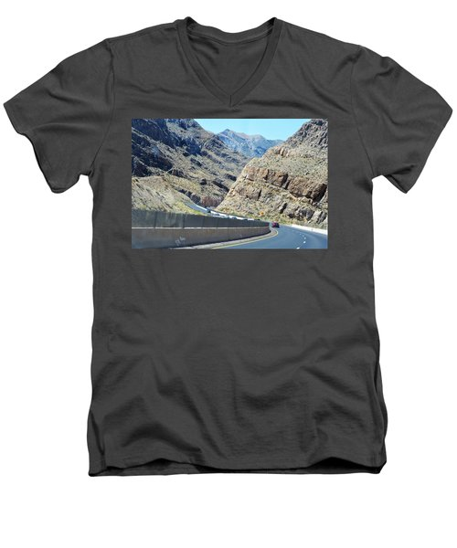 Arizona 2016 Men's V-Neck T-Shirt
