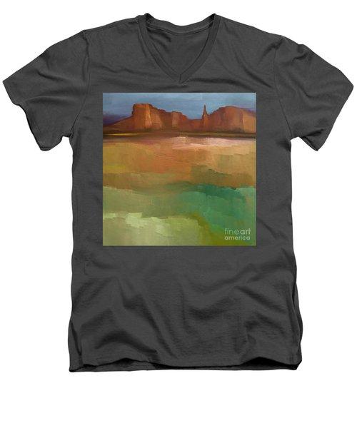 Arizona Calm Men's V-Neck T-Shirt