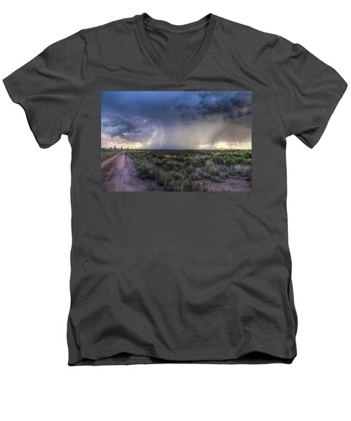 Arizona Storm Men's V-Neck T-Shirt