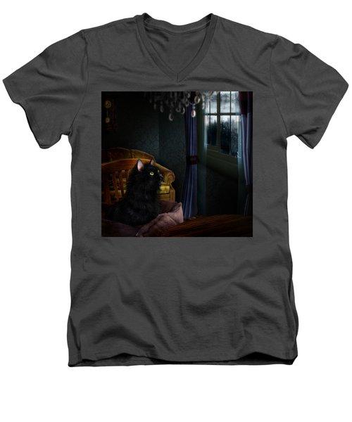 Armando Men's V-Neck T-Shirt