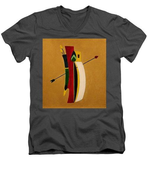 Arrow's Advantage Men's V-Neck T-Shirt