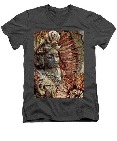 Art Of Memory Men's V-Neck T-Shirt