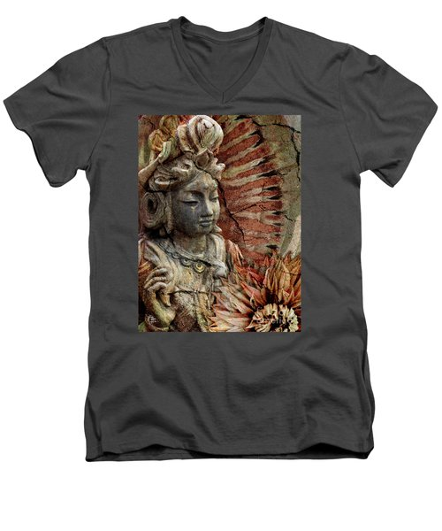 Art Of Memory Men's V-Neck T-Shirt