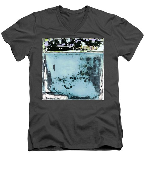 Art Print California 08 Men's V-Neck T-Shirt