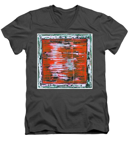 Art Print California 11 Men's V-Neck T-Shirt