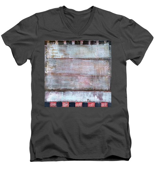 Art Print Sierra 1 Men's V-Neck T-Shirt