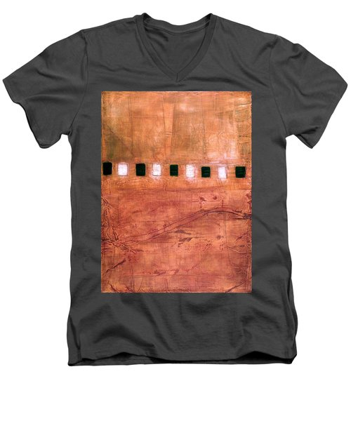 Art Print U10 Men's V-Neck T-Shirt