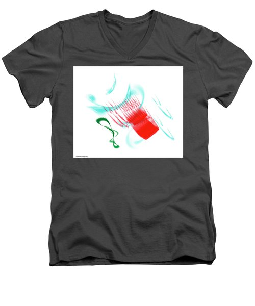 Art_0006 Men's V-Neck T-Shirt