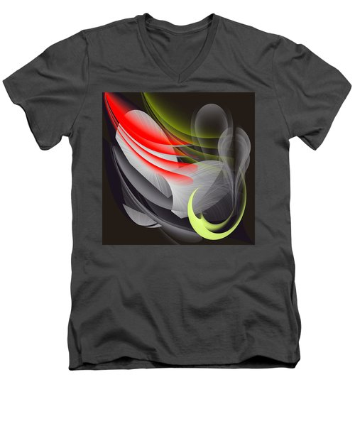 Art__0012 Men's V-Neck T-Shirt